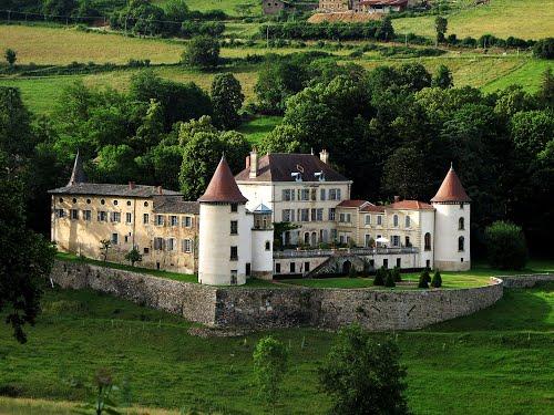 Château de Pramenoux